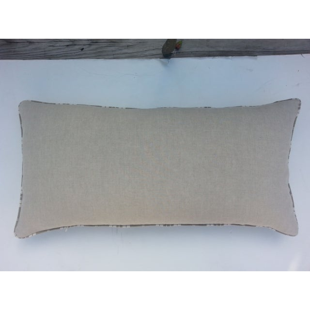 French Ticking Pillow - Image 3 of 3