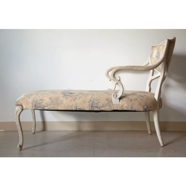 Antique louis xvi style chaise chairish - Chaise louis xvi pas cher ...