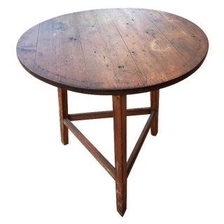 Primitive Tavern Dining Table