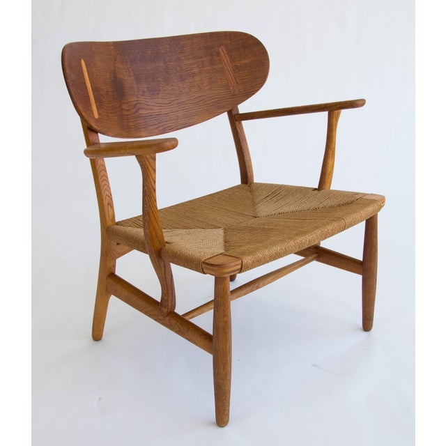 Hans Wegner Occasional Chair - Image 2 of 9