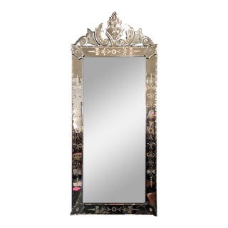French Venetian Wall Mirror