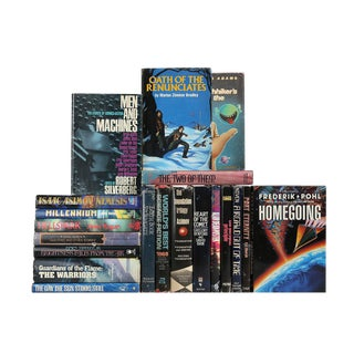 Midcentury Science Fiction Novels, S/20