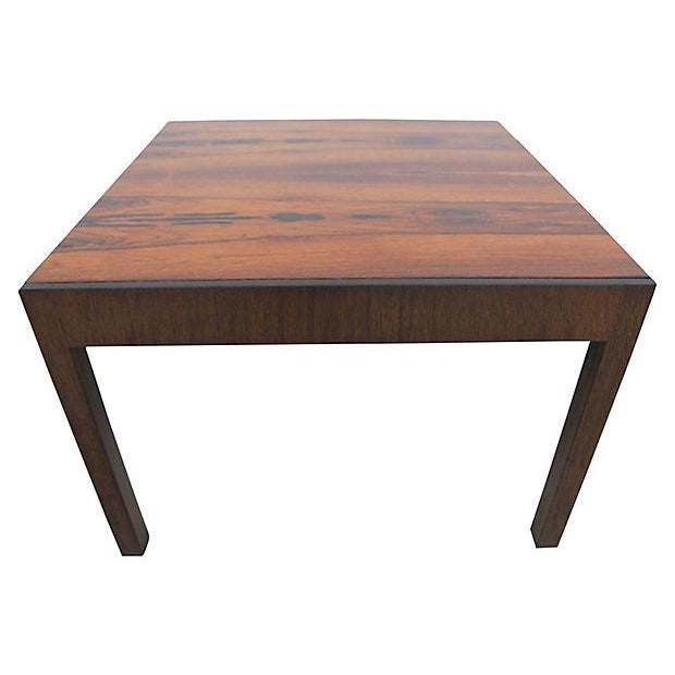 Baker Rosewood Tables - A Pair - Image 4 of 9