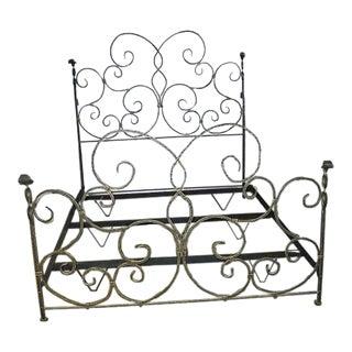 Claudio Rayes Queen Size La Collezione Romantica Bed #14