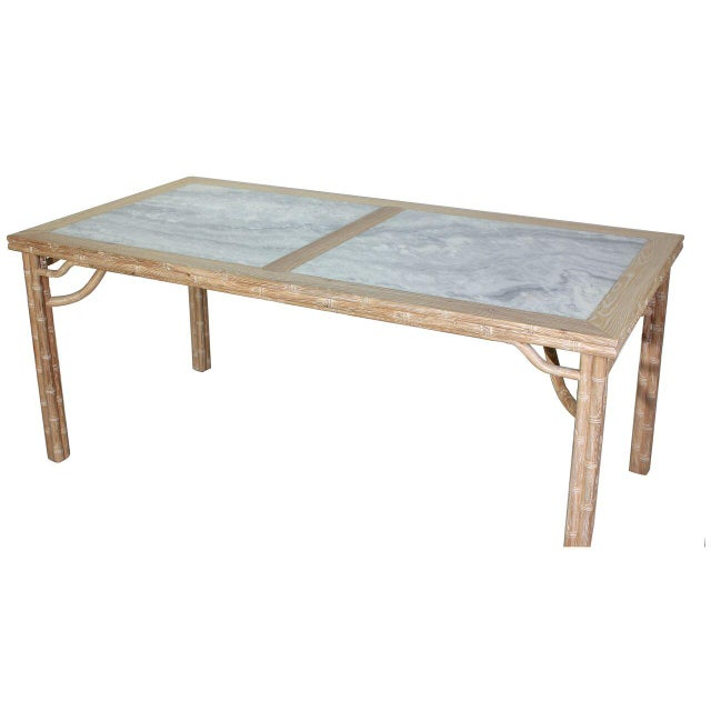 Sarreid LTD Chinese Dining Table - Image 2 of 3