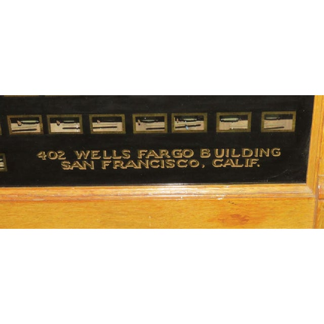 Antique Annunciator Call Box - Image 7 of 11