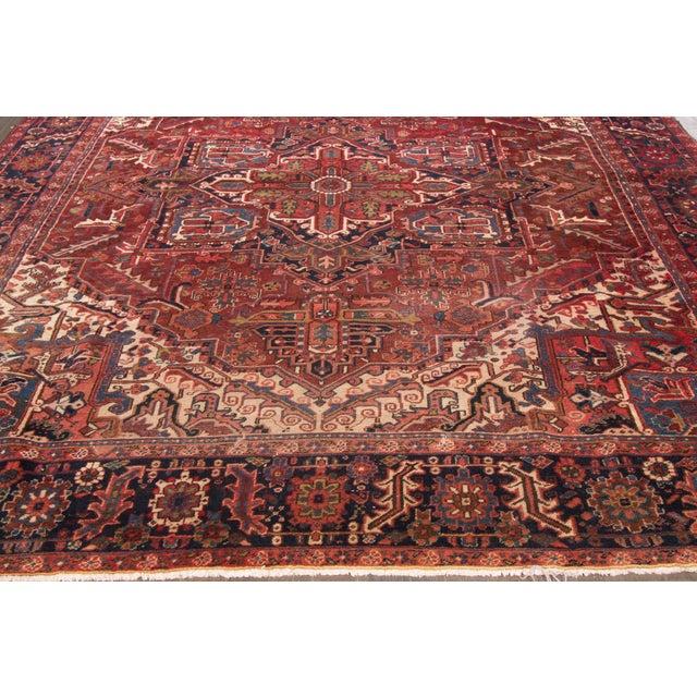 Apadana-Persian Rug - 8′10″ × 10′9″ - Image 4 of 4