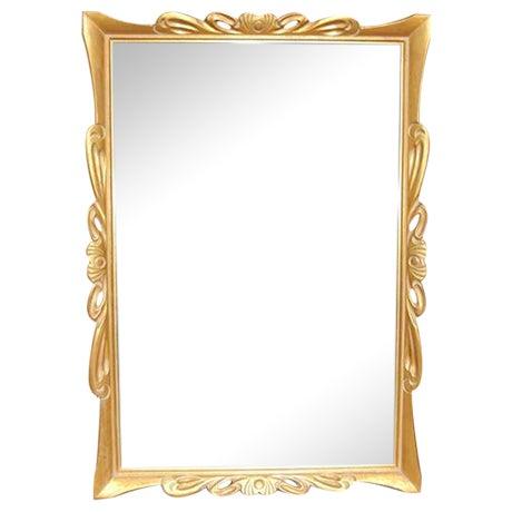 Image of Mid-Century Hollywood Regency Mirror