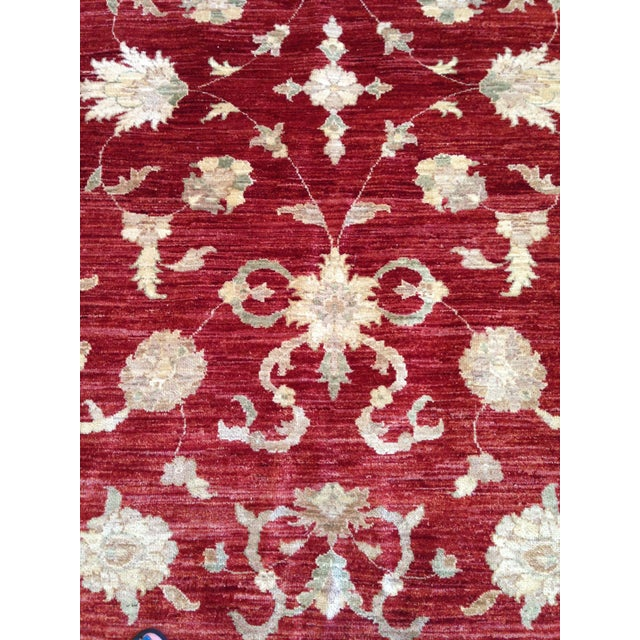 Hand-Knotted Oriental Wool Rug - 8'x10' - Image 3 of 8