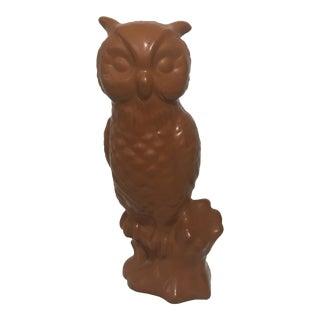Van Briggle Pottery Owl