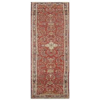 Vintage Persian Hamedan Rug - 2'6'' x 12'8''