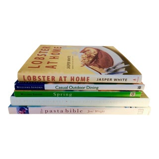 Gourmet Cookbook Bundle - Set of 5