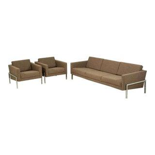 Kurt Thut sofa set, 1960s