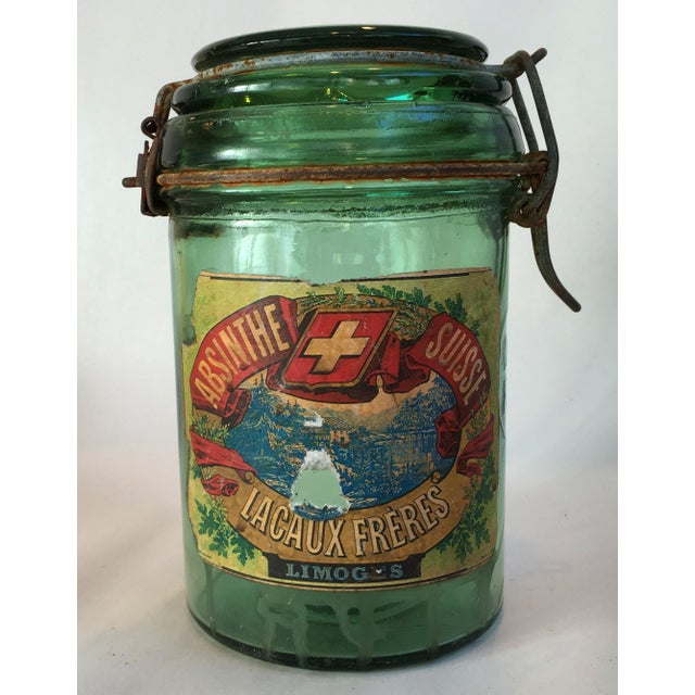 1930s French Canning Jars - Set of 3 - Image 4 of 6