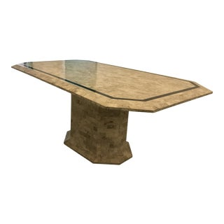 Maitland Smith Marble Dining Table