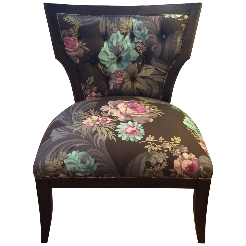Designer Guild Upholstered Slipper Chair   Image 1 Of 4