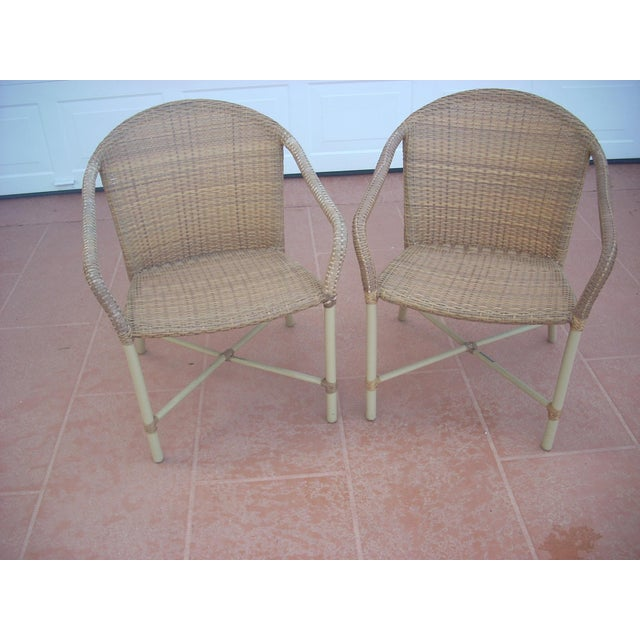 Brown Jordan Chairs - A Pair - Image 2 of 4