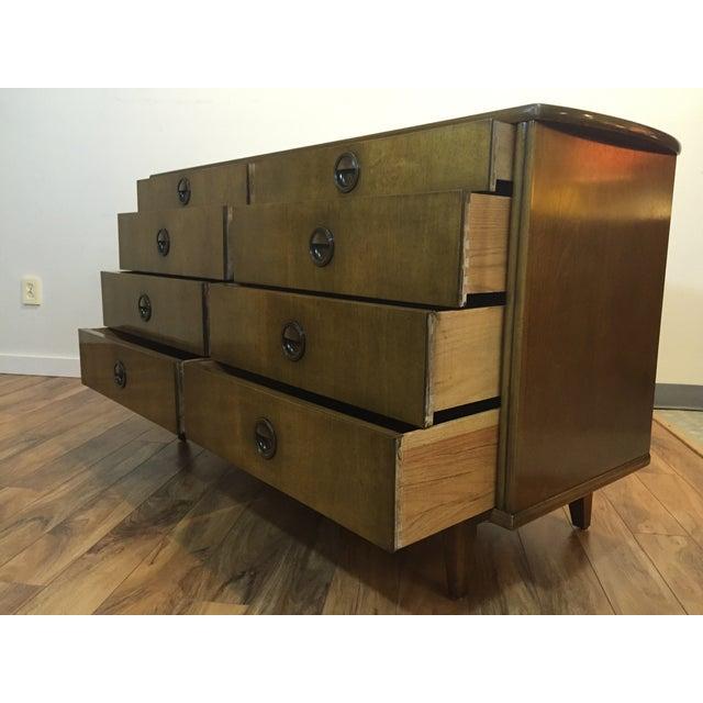 Landstrom Furniture Mid-Century Walnut Dresser - Image 9 of 11