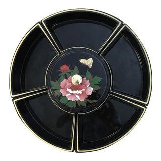 Vintage Asahi Turning Serving Tray