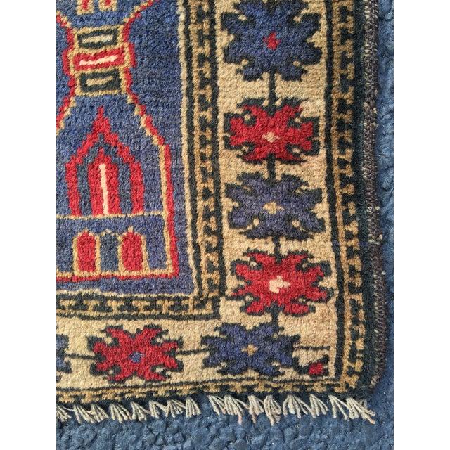 "Image of Vintage Persian Baluchi Rug - 2'10""x4'9"""