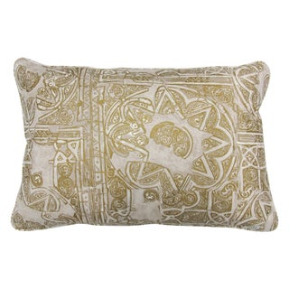 "Tulu Gold ""Timor"" Pillow"
