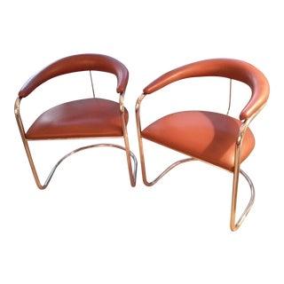 Anton Lorenz Mid-Century Modern Chairs - A Pair