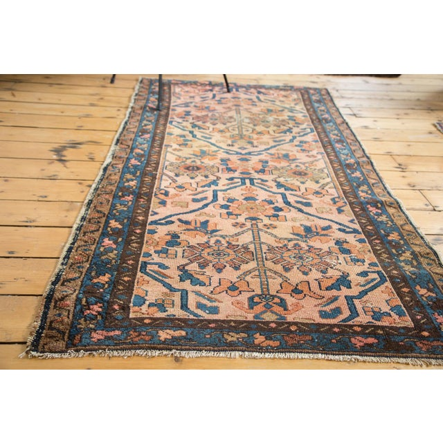 "Antique Lilihan Rug - 3'4"" X 6'1"" - Image 3 of 9"
