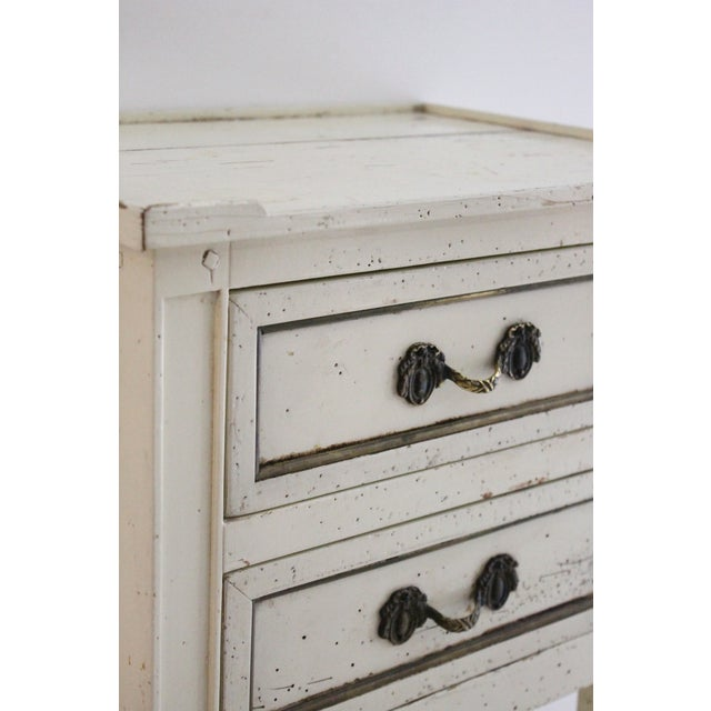 G.E.K.A. Distressed Nightstands- A Pair - Image 4 of 5