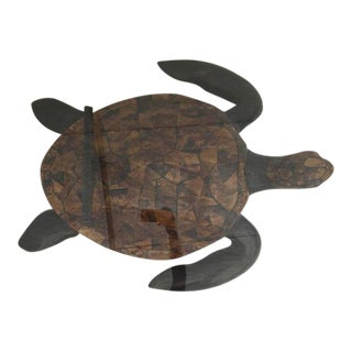 Tessellated Coconut Shell Turtle Coffee Table