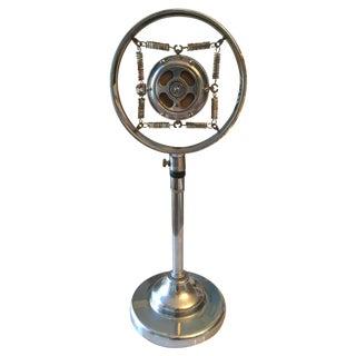 Original Art Deco 1920's Era Shure Microphone