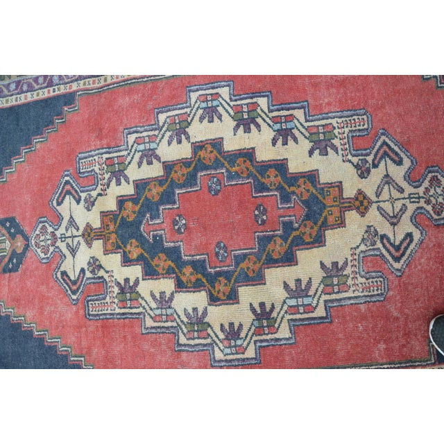 Turkish Anatolian Rug - 4′7″ × 8′7″ - Image 5 of 6