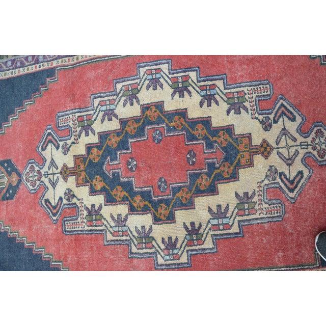 Image of Turkish Anatolian Rug - 4′7″ × 8′7″