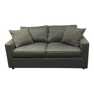 Room & Board Gray York Sofa