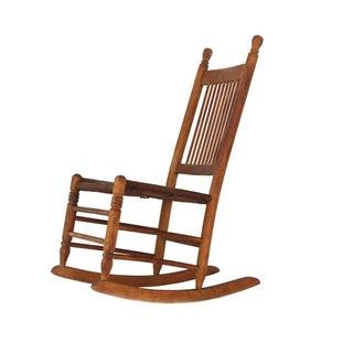 Child-Sized Rocking Chair