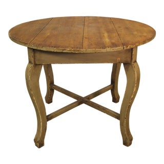 Van Theil Ralph Lauren Bistro Dining Table