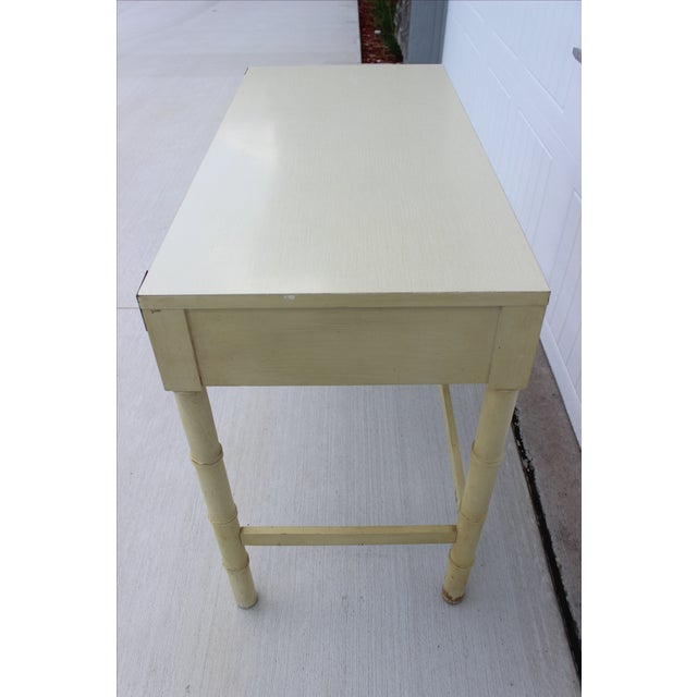 Image of Dixie Campaigner Writing Desk