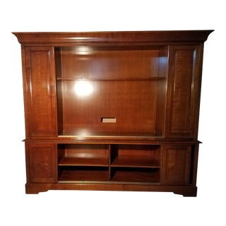 Grange Traditional Cherry Wall Cabinet