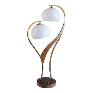 1960's Mid-Century Table Lamp