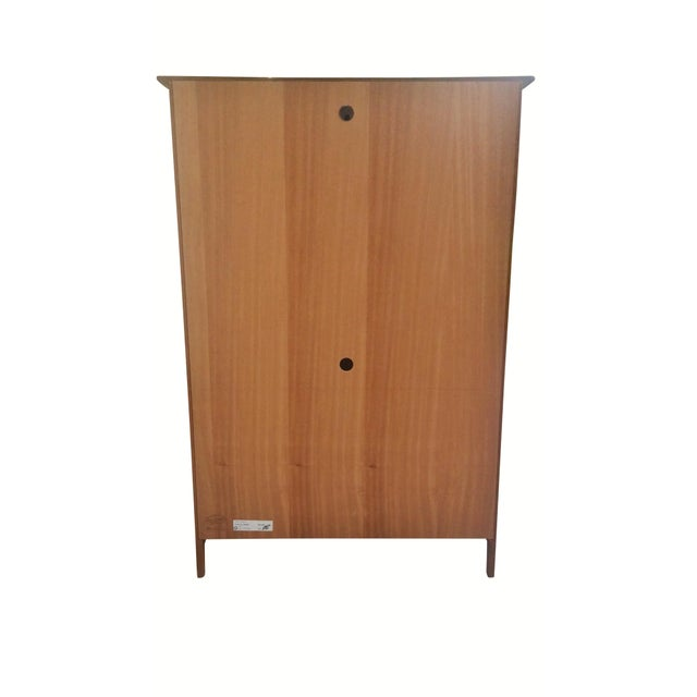Image of Mid-Century Style Armoire