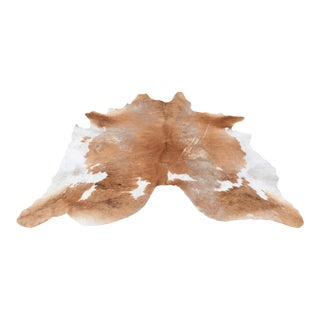 Country Style Cowhide Rug - 6' x 7'