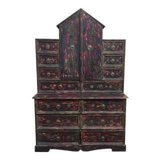 Handcrafted Cabinet from India