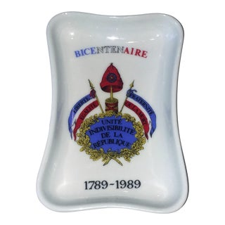French Revolution Bicentennial Small Dish
