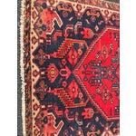 "Image of Vintage Persian Zanjan Short Runner - 2'9"" x 6'"