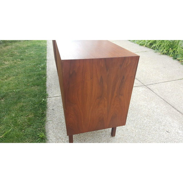 Milo Baughman for Arch Gordon Walnut Cabinets - A Pair - Image 7 of 11