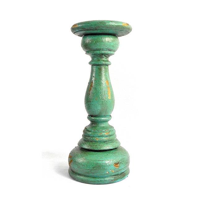 Boho Chic 3-Piece Candleholder Set - Image 5 of 6