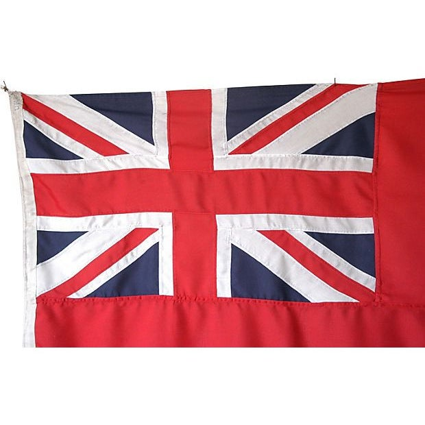 1950s British Civilian Vessel Ensign Flag - Image 2 of 3