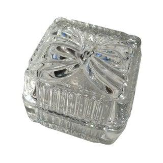 Industries Crystal Clear 24% Lead Crystal Box