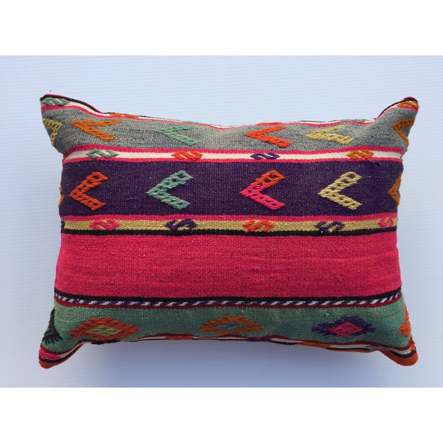 Vintage Kilim Pillow Cover - Image 2 of 6