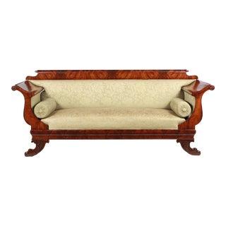 19th-C. Russian Neoclassical Sofa