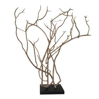 Arteriors Dunston Iron Tree Sculpture
